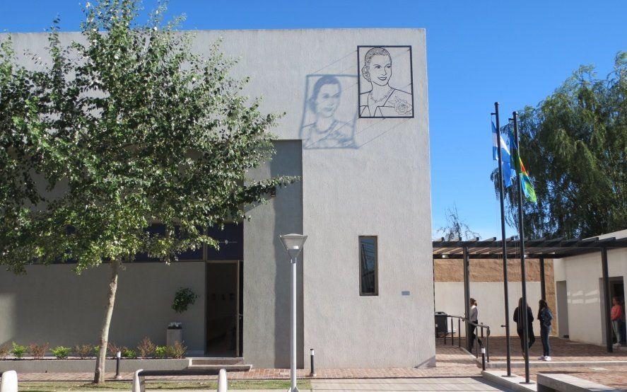 Se develó el misterio: cómo es el nuevo museo en la casa de Evita en Los Toldos en diez fotos