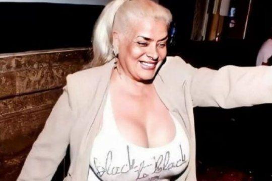 la cantante lia crucet perdio 60 kilos y esta internada