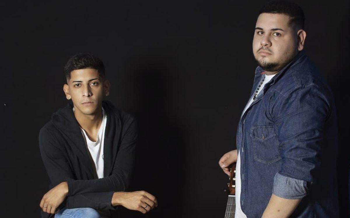 Gonzalo y Gabriel tienen el dúo Los Moya