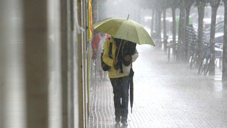 Tras el alerta de este 25 de septiembre, el clima permanecerá inestable hasta el domingo según el pronóstico