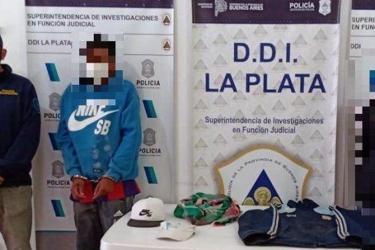 Los detenidos tienen 17 y 21 años y cayeron en Altos de San Lorenzo
