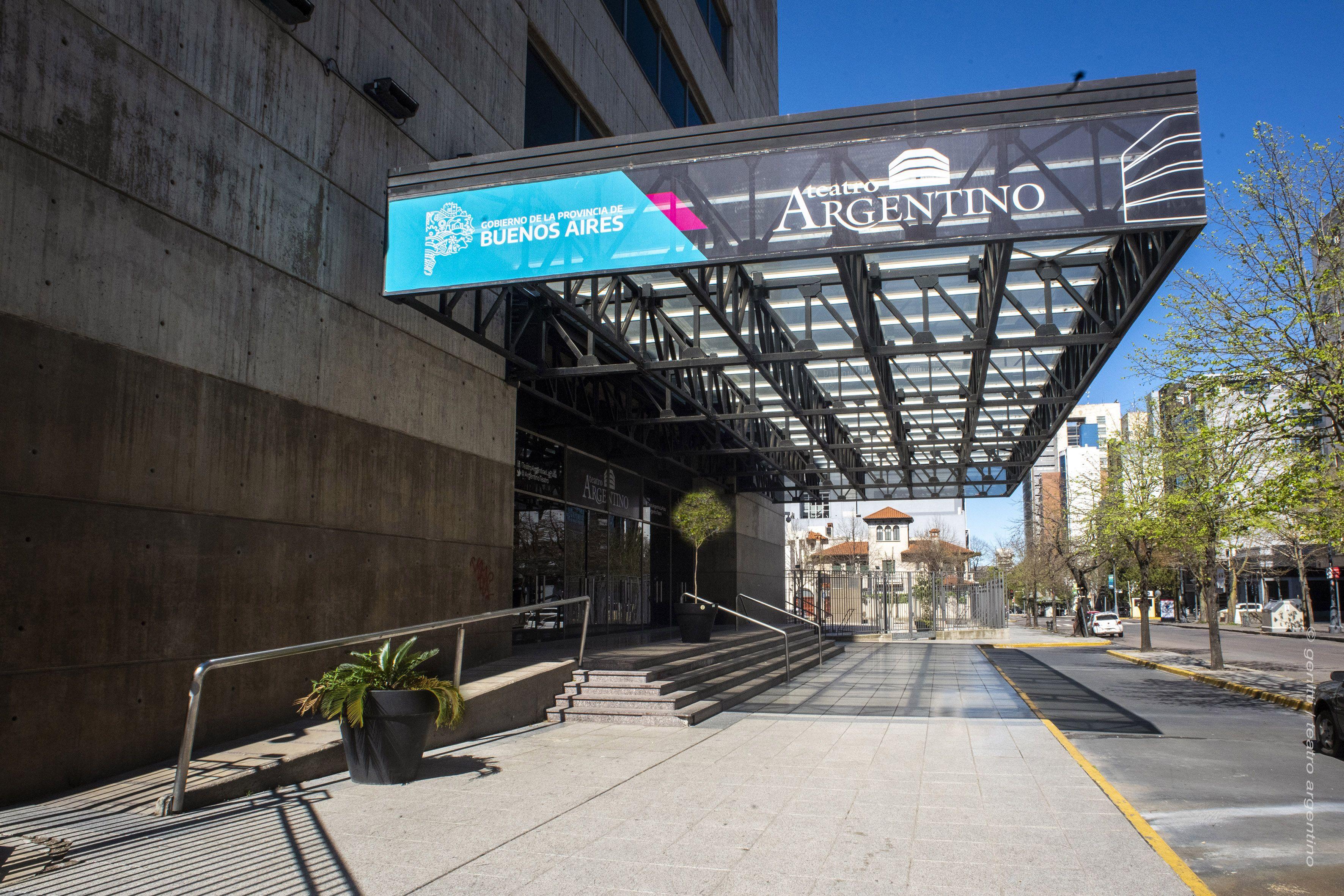 El Teatro Argentino de La Plata retoma sus actividades