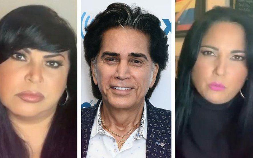 """Fuerte frase de """"El Puma"""" Rodríguez sobre la relación con sus hijas"""
