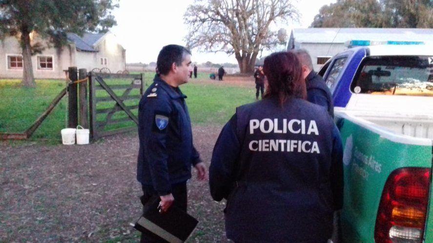 Buscan a dos delincuentes que actuaron en la ruta 47 al km. 15