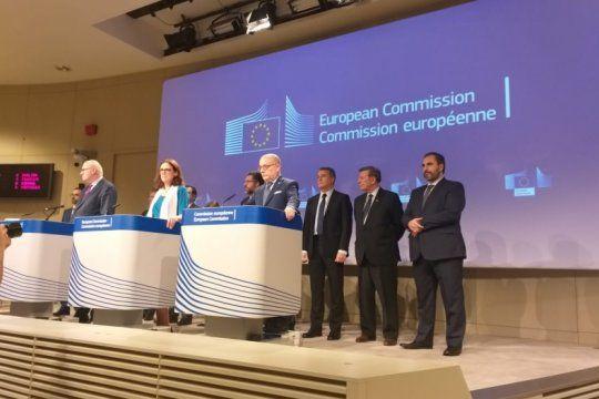 los productos agroindustriales, los grandes ganadores del acuerdo firmado entreunion europea y mercosur