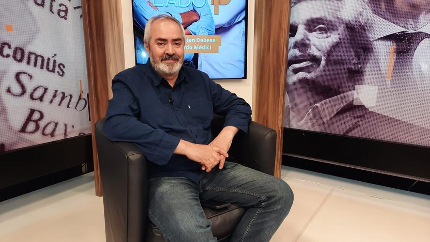 Elecciones en el FIT-U: Alejandro Bodart pasó por LADO P