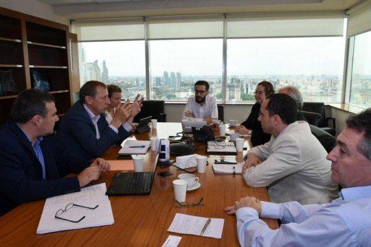 en una reunion con el banco mundial, la provincia fijo las prioridades en materia de infraestructura