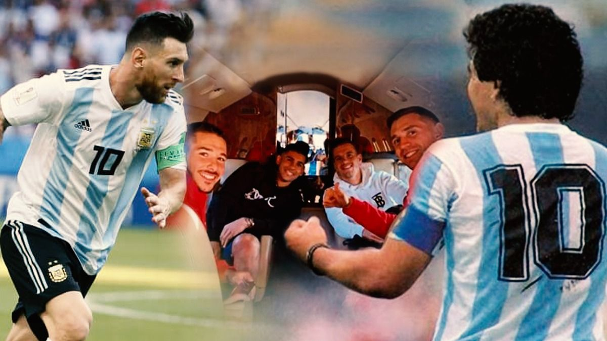 Pura pertenencia: de Maradona a Messi y para todos los demás.