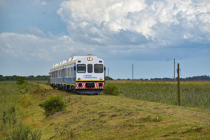 Tren General Guido - Pinamar: horarios, precios y servicios