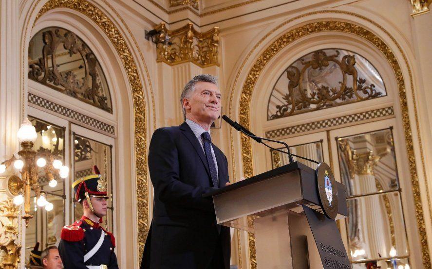 """Macri admitió que mintió en la campaña de 2015 para no generar """"desánimo"""""""