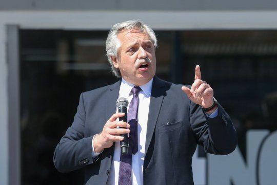 Alberto Fernández compartirá la actividad junto a Axel Kicillof