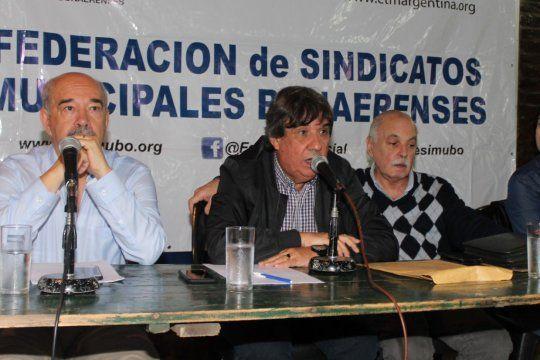 FESIMUBO reclama la aplicación de la nueva ley para trabajadores municipales, a 5 años de su sanción.