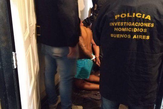 El joven dominicano, de 24 años, cayó en José C. Paz por un femicidio ocurrido en Burzaco