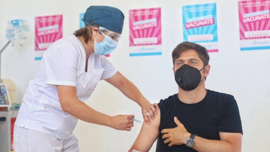 El gobierno de Kicillof le ofreció a Sarlo vacunarse para una campaña que luego se desactivó.