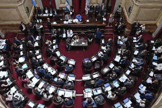 Aborto: este martes será un día clave en el Senado