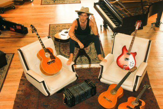 coti anuncia un concierto desde la intimidad de su estudio para todo el mundo