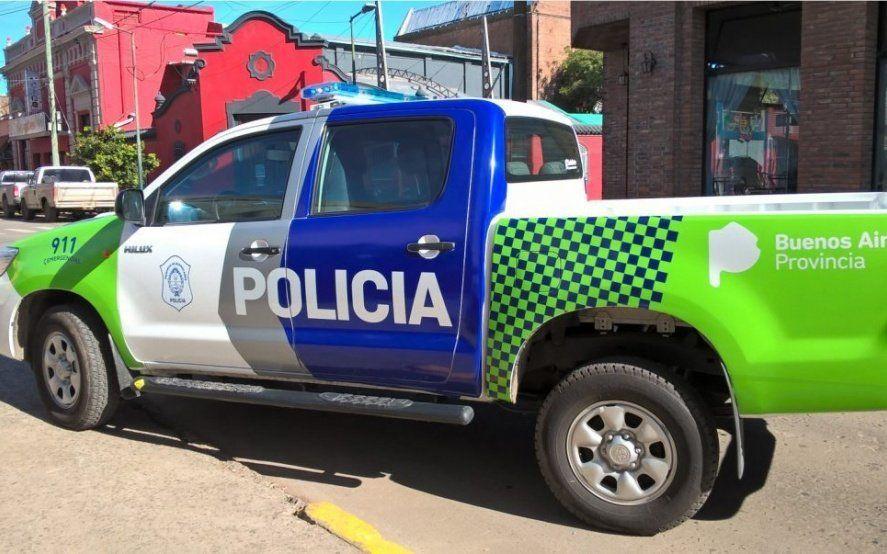 Moreno: delincuentes intentaron robar la moto de un policía y lo mataron de un disparo en el pecho