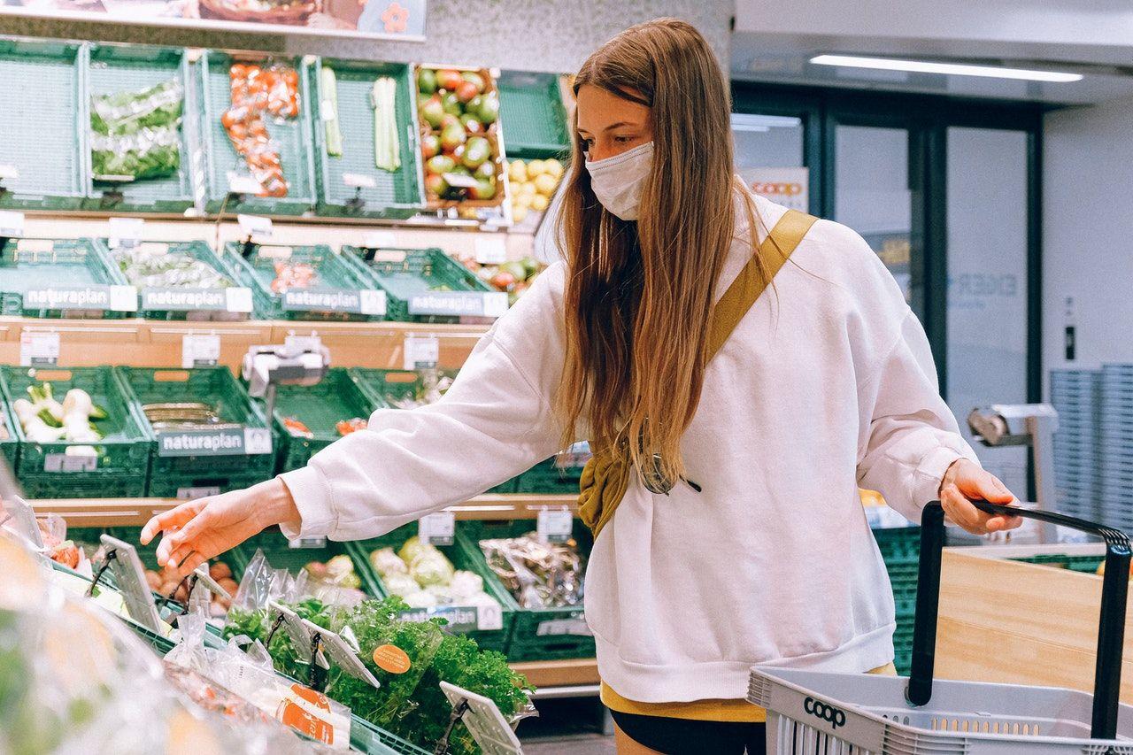 Las ventas en supermercados creció 4,6% en julio