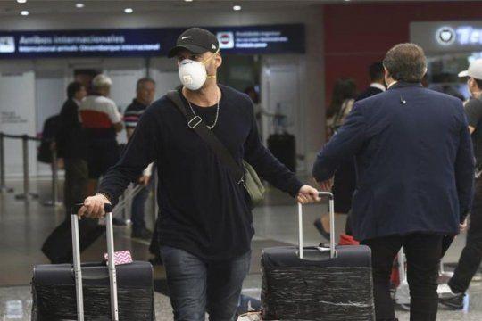 pandemia: reducen vuelos con europa y suspenden nuevos destinos