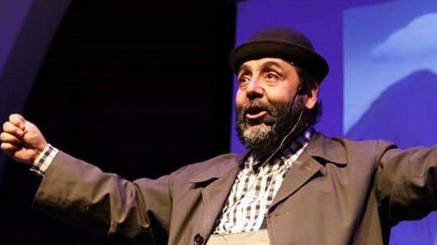 Falleció el actor Claudio Martinez por coronavirus