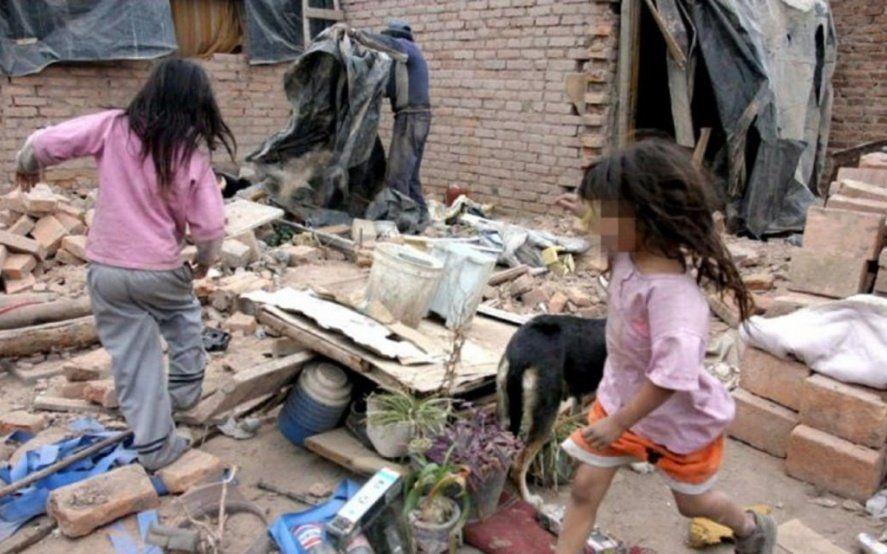 Alertan sobre el severo impacto de la pobreza en la niñez