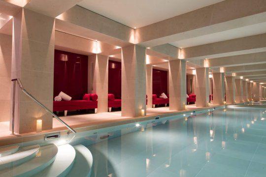 asi es el lujoso y exclusivo hotel en donde paro macri tras irse del pais