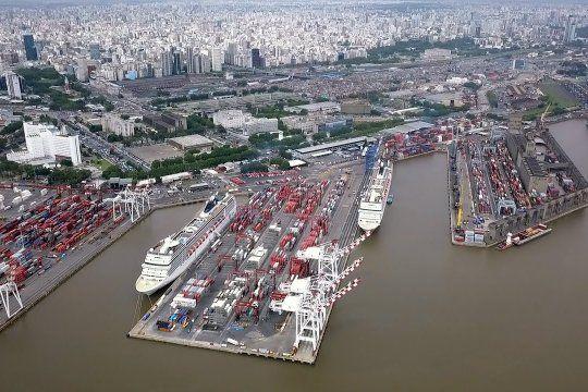 Paro de marítimos, fluviales y pesca