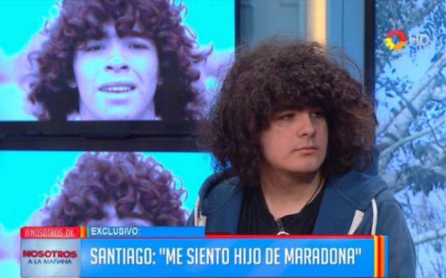 ¿Quién es Santiago Lara? Luego de la presentación de Maradona en el lobo, resurge la teoría del décimo hijo platense