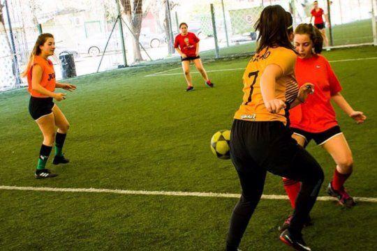 El fútbol 5 vuelve en San Isidro con un estricto protocolo.