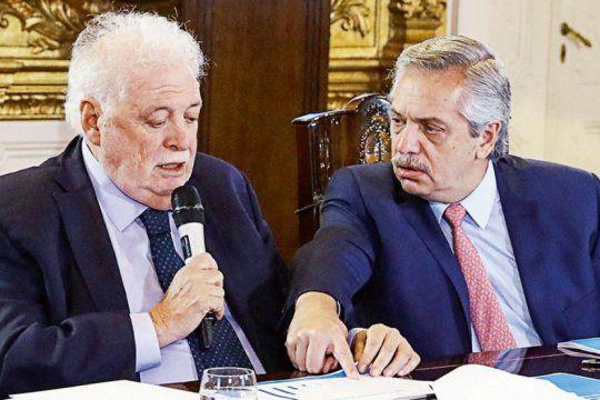 alberto quiere: el futbol en argentina podria reactivarse el 25 de mayo