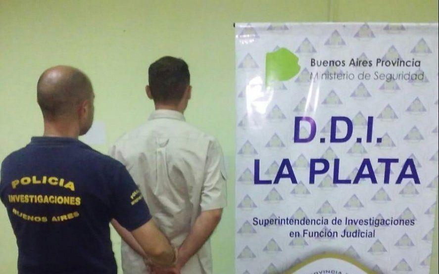 Violó a su ex novia en La Plata, amenazó y torturó a su propia madre en Berazategui y cayó en Mar del Plata
