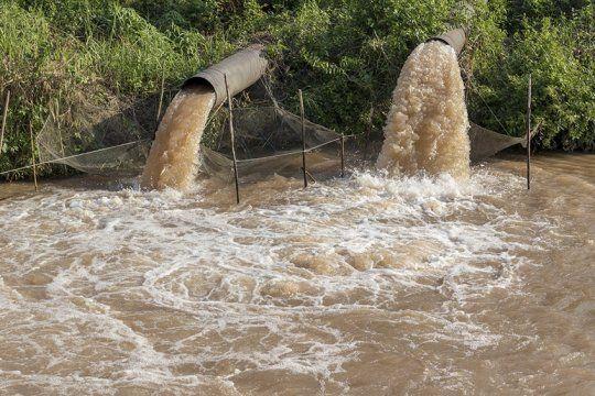 Buscarán la presencia de Covid-19 en las aguas residuales.