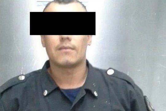 El policía detenido por el crimen de su hija de 6 años