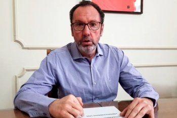 Walter Torchio, intendente de Carlos Casares