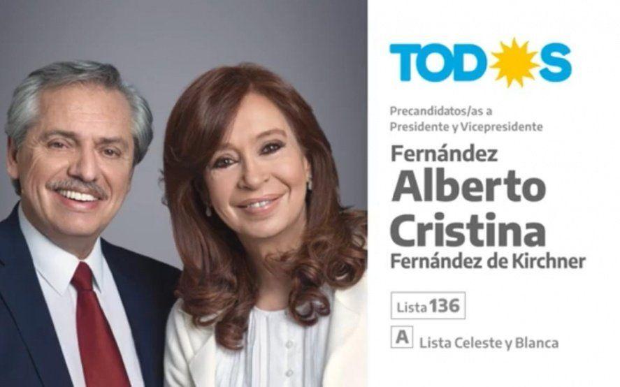 """""""Hay futuro para vos"""": Mirá es el spot de campaña de la fórmula Fernández-Fernández"""