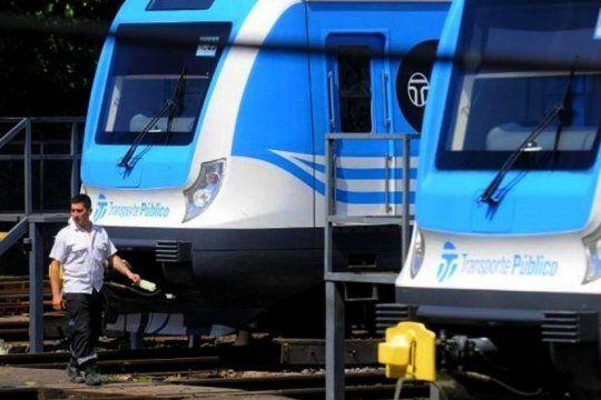 el tren sarmiento interrumpe su servicio desde las 21 por protocolo covid