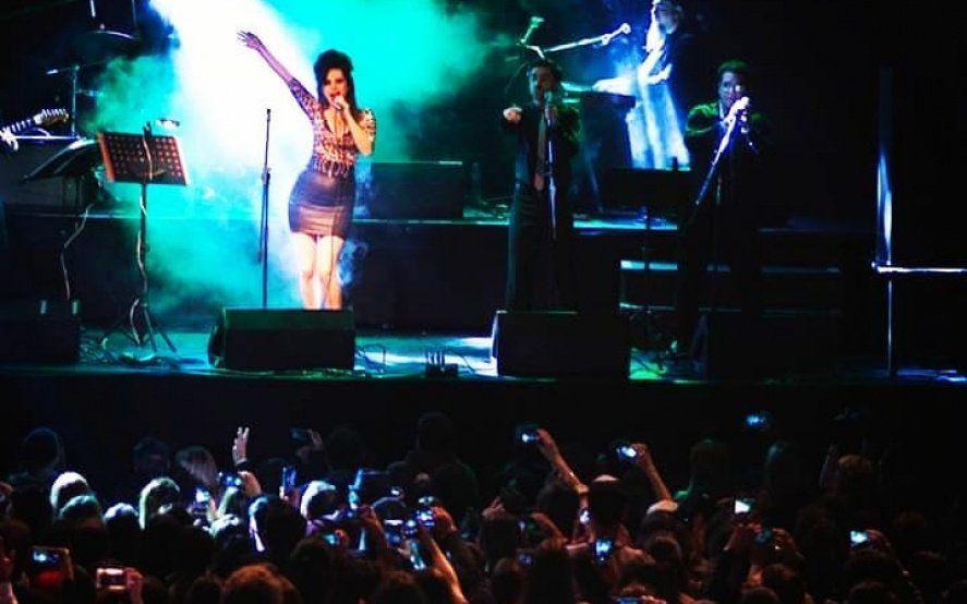 No te pierdas el show de Marilia Camposs a 9 años de la partida de Amy Winehouse
