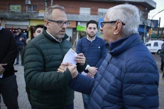 buscan interpelar al intendente valenzuela por el derrumbe del edificio en tres de febrero