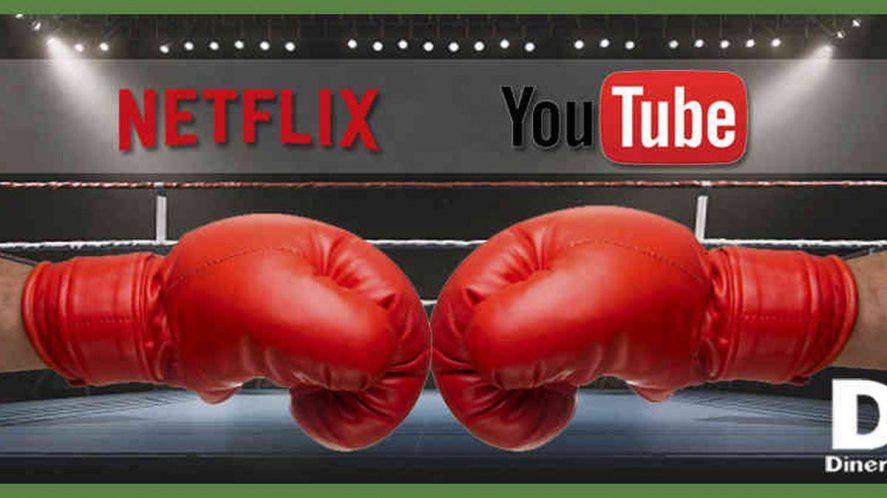 Netflix vs. YouTube, qué ofrece cada servicio
