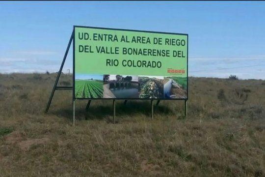 El Gobierno nombró un interventor en CORFO Río Colorado
