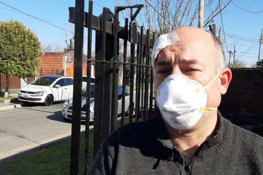 Milagro en Tolosa: en una entradera se salvó a pesar de recibir un balazo en la cabeza