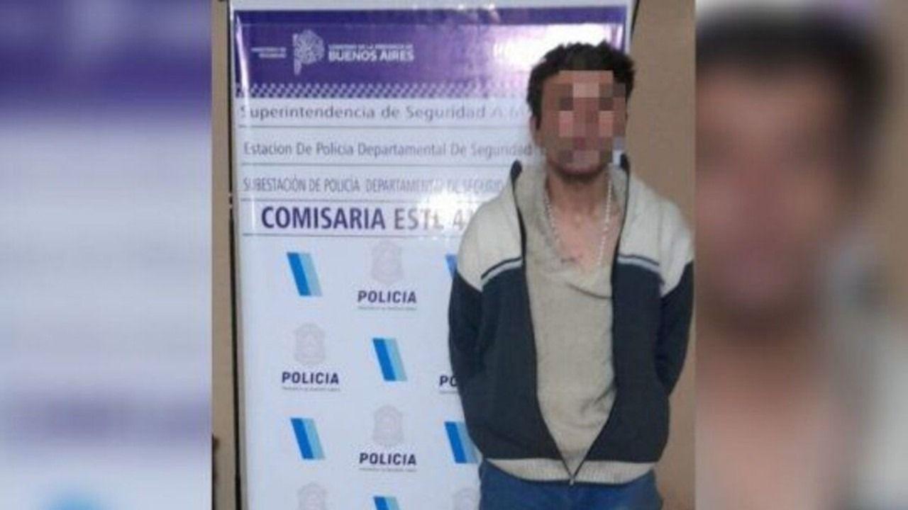 Juan Leonardo Doval permaneció prófugo desde el lunes y hasta este jueves