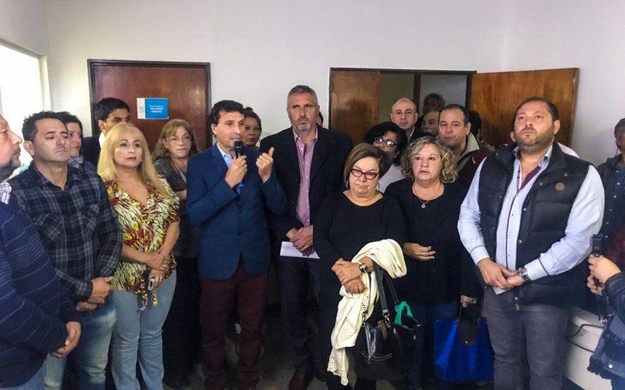 En San Miguel, toda la oposición se une para exigirle al intendente medidas contra la crisis