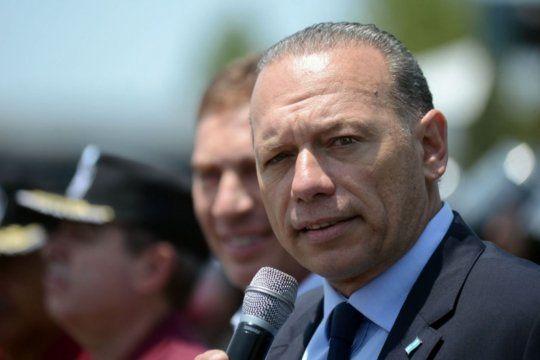 Sergio Berni increpó a la periodista Catalina De Elía cuando le preguntó sobre el caso Facundo Astudillo Castro.