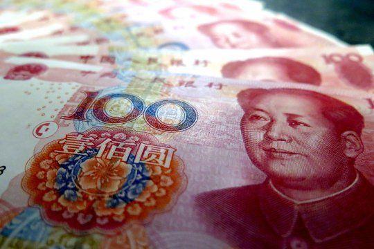 El Gobierno sólo permitirá el uso de yuanes para el comercio internacional con China.