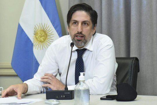 Nicolás Trotta habló con Feudale Café por LA CIELO FM 103.5 y garantizó la presencialidad.