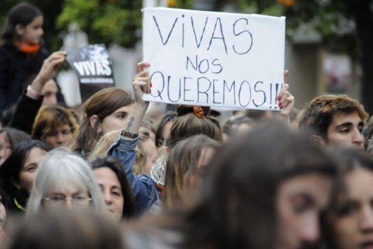 violencia de genero: se cometieron casi 100 femicidios en cuatro meses