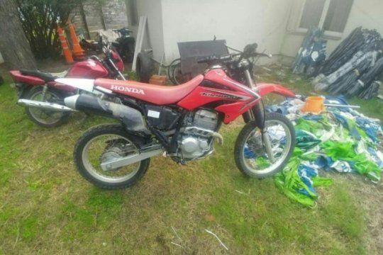 insolito: se robaron una moto que permanecia secuestrada en una comisaria
