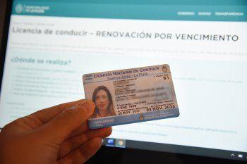 Un nuevo sistema otorgará agilidad a los controles de licencias de conducir.