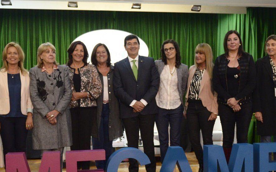 Empresarias pymes de todo el país debatieron sobre la violencia económica sobre las mujeres